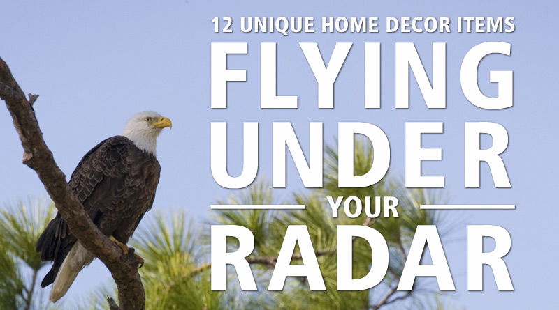 12 Unique Home Decor Items Flying Under Your Radar American